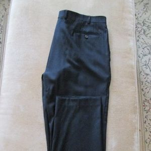 Polo Ralph Lauren Mens Wool Dress Pants Sz 40W 32L